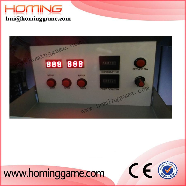 High quality Key Master Game Machine / Golden Key / Toy Crane Claw