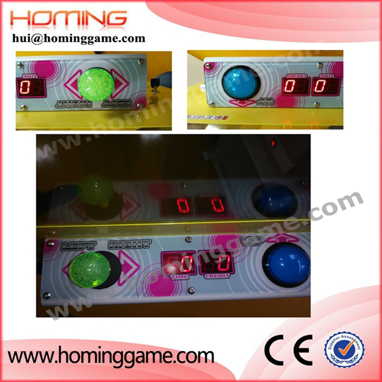 foreign kids most popular game machine / mini Key Master Game