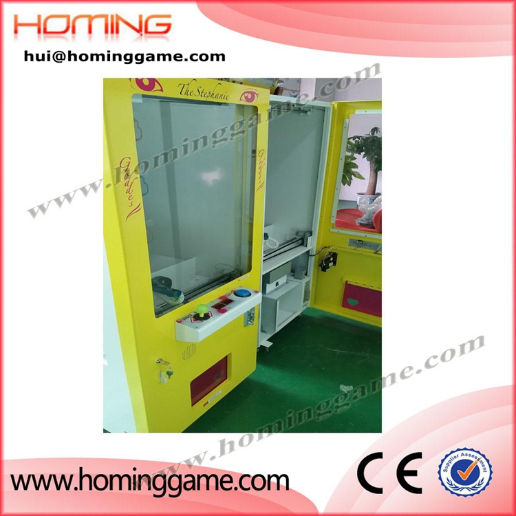 Coin Operated Skill Game Machine / mini key master game