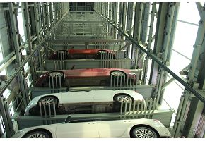 Vertical Lifting Parking System