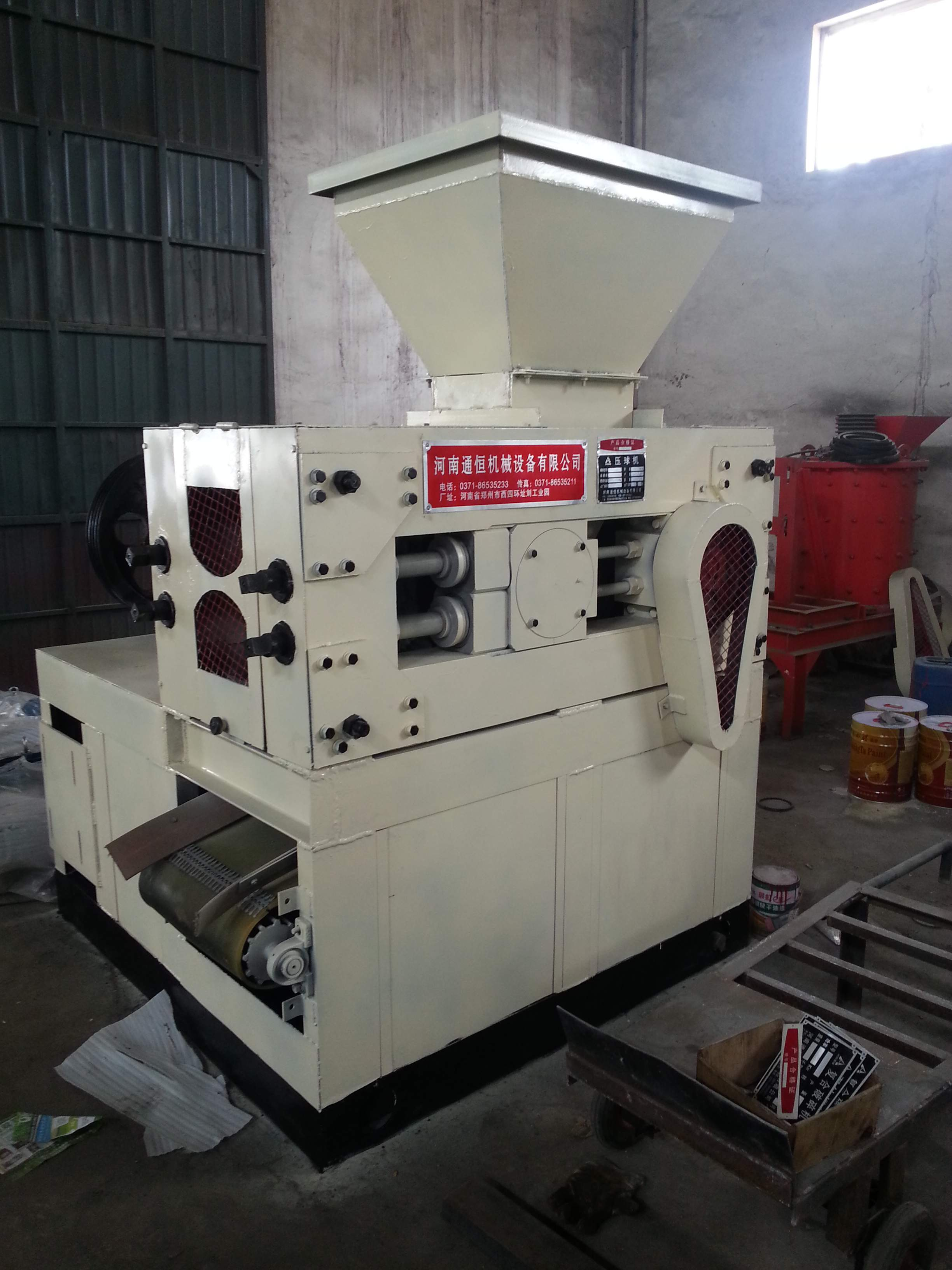 Multi-function briquette machine
