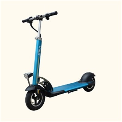 Electric Scooter Without Saddle