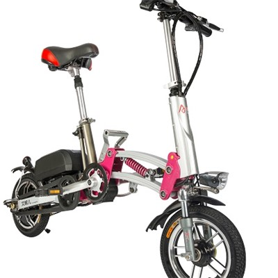 Folding Deluxe Electric Bicycle