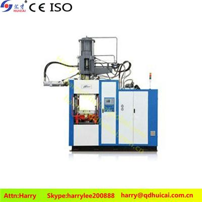 Vertical Rubber Injection Molding Press Machine