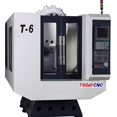 CNC Drilling Machining Center T-6