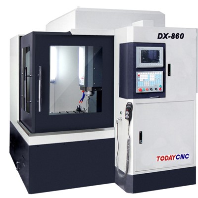 High Speed Engraving Milling Machine DX 860