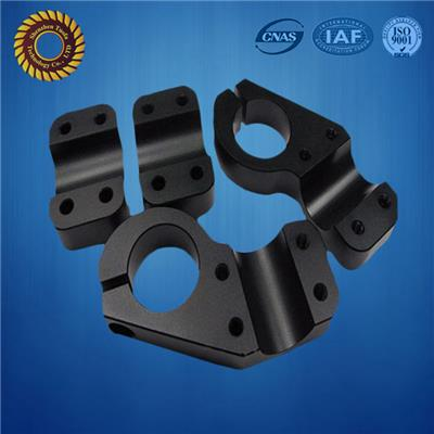 Shenzhen Powder Coated CNC Machining Aluminum Parts