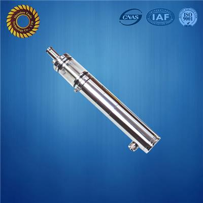 Custom Designed Stainless Steel Machining E-cigarette Machine Parts