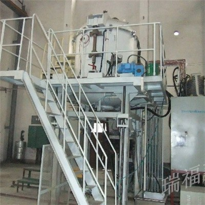Hydrogen Or Vacuum Induction Sintering Furnace