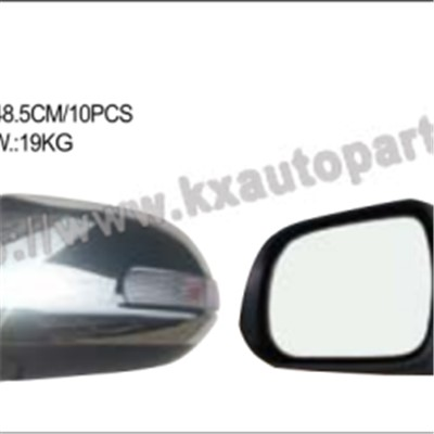 TOYOTA HILUX VIGO DOOR MIRROR ELECTRIC CHROME RH