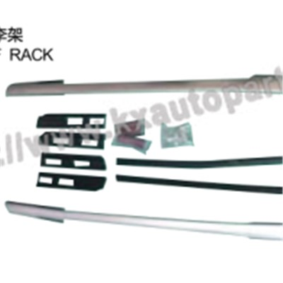 ISUZU D-MAX 2012 ROOF RACK