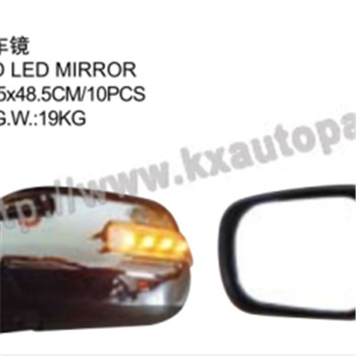 TOYOTA HILUX VIGO 2012 MODIFIED LED MIRROR