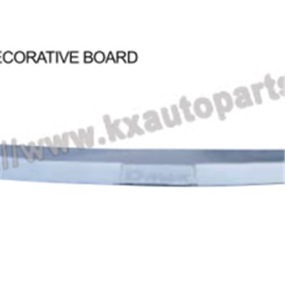 ISUZU D-MAX FRONT DECORATIVE BOARD