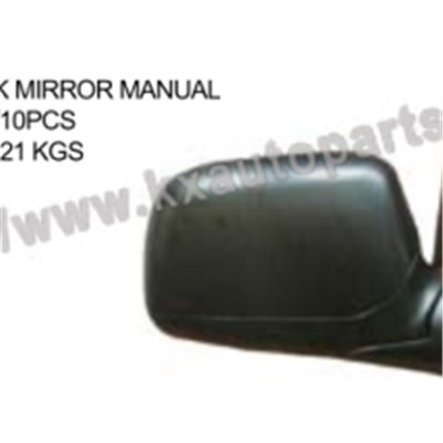 ISUZU D-MAX 2006 MIRROR BLACK MIRROR MANUAL