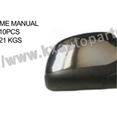 ISUZU D-MAX 2006 MIRROR CHROME MANUAL