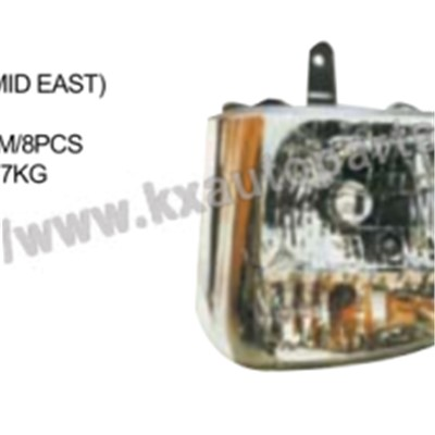 ISUZU D-MAX HEAD LAMP MID EAST