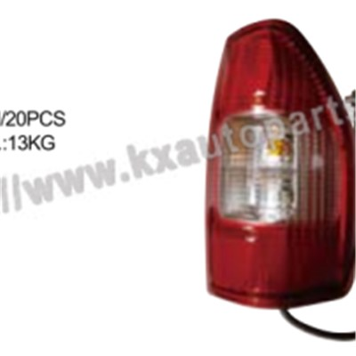 ISUZU D-MAX 2002 TAIL LAMP