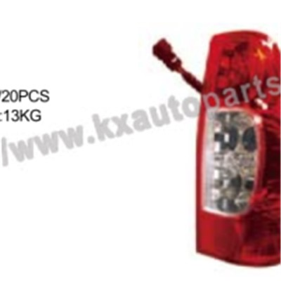ISUZU D-MAX 2006 TAIL LAMP