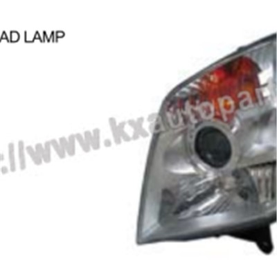 ISUZU D-MAX HID HEAD LAMP