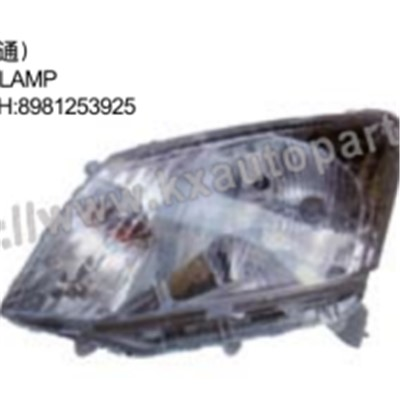 ISUZU D-MAX 2012 HEAD LAMP