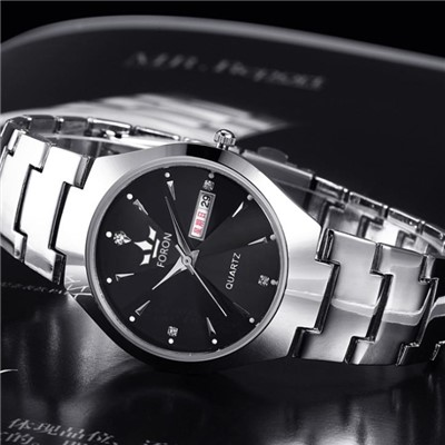 Tungsten Steel Automatic Watch