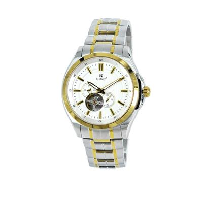 Multifunction Stainless Steel Watch