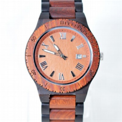 Ebony Wood Watches