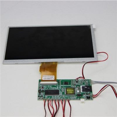 China LCD Module Manufacturer