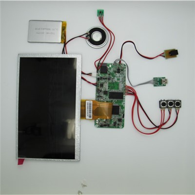 LCD Video Display