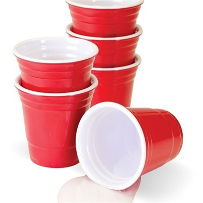 2oz Melamine Shot Cups