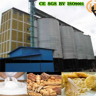 Ethiopia Wheat Flour Mill 500T Per 24h