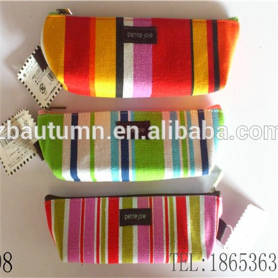 Fabric Material Pen Case