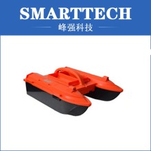 Red And Black Plastic Enclosure Injection Mold Supplier