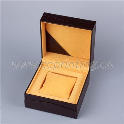 Wooded Watch Box