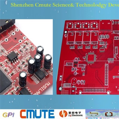 Rigid PCB Design GPI-PCBA-001