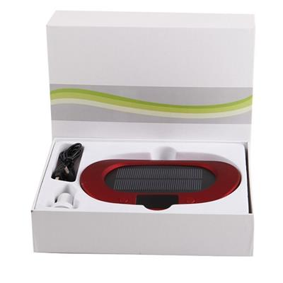 Car Air Purifier With Polar Panel