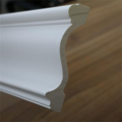 Polyurethane Plain Chair Mouldings
