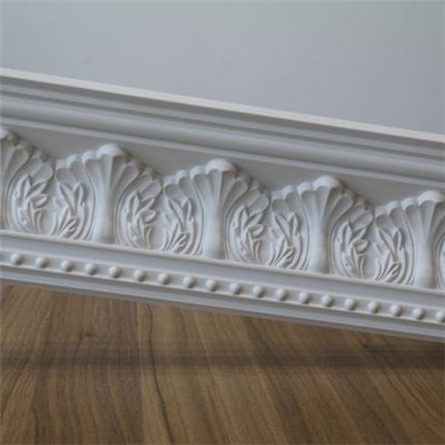 Polyurethane Carving Cornice Mouldings