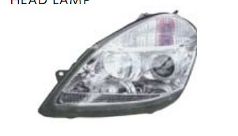 For New Brilliance Galena Auto Head Lamp