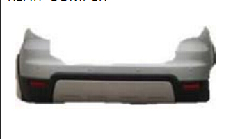 For Brilliance Cross Auto Rear Bumper