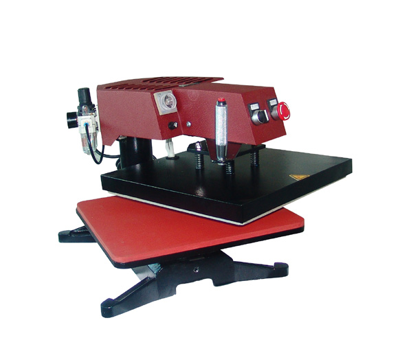 HC-B2  Pneumatic wobble heat press machine