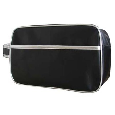 Pu Leather As Outer Materials+aluminium Film Lining Cosmetic Bag