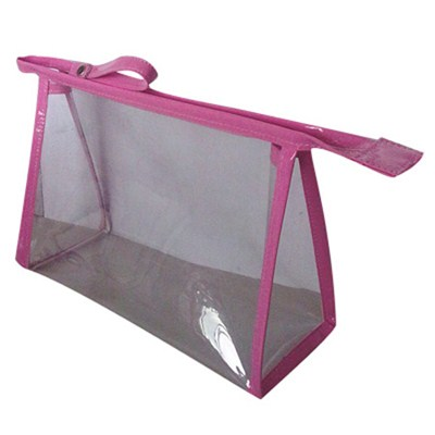 Transparent PVC Cosmetic Bag CS130420
