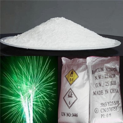 Barium Nitrate For Fireworks