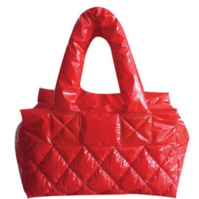 Taffeta Woman Lady Tote Bag Shoulder Bag Handbag
