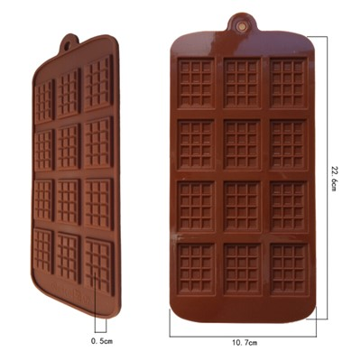 Cartoon Chocolate Silicone Mold