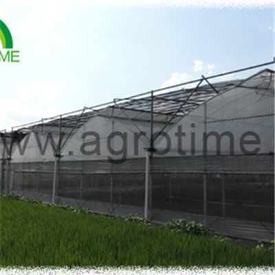 Auto Window Plastic Greenhouse