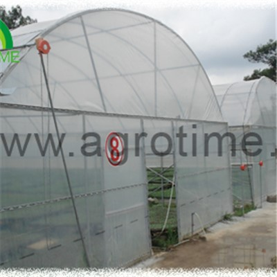 Roof Ventilation Plastic Greenhouse