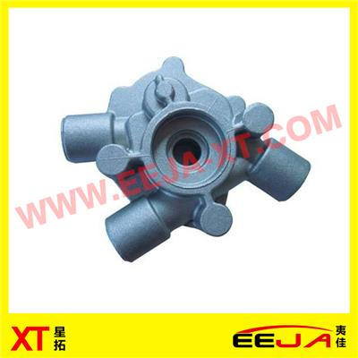 Pump Valve Ductile Iron Low Pressure Die Castings