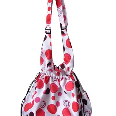 Drawstring Colorful Beach Bag